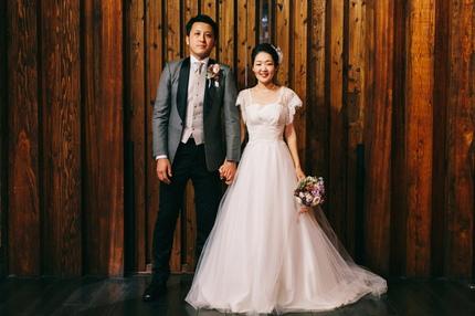 ♥11月26日 wedding♥