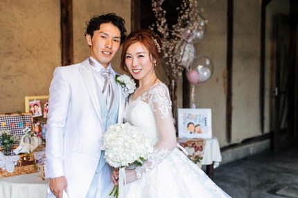 Wedding Report ♡ 4.15