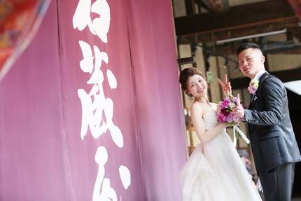 ♡8月12日 wedding♡